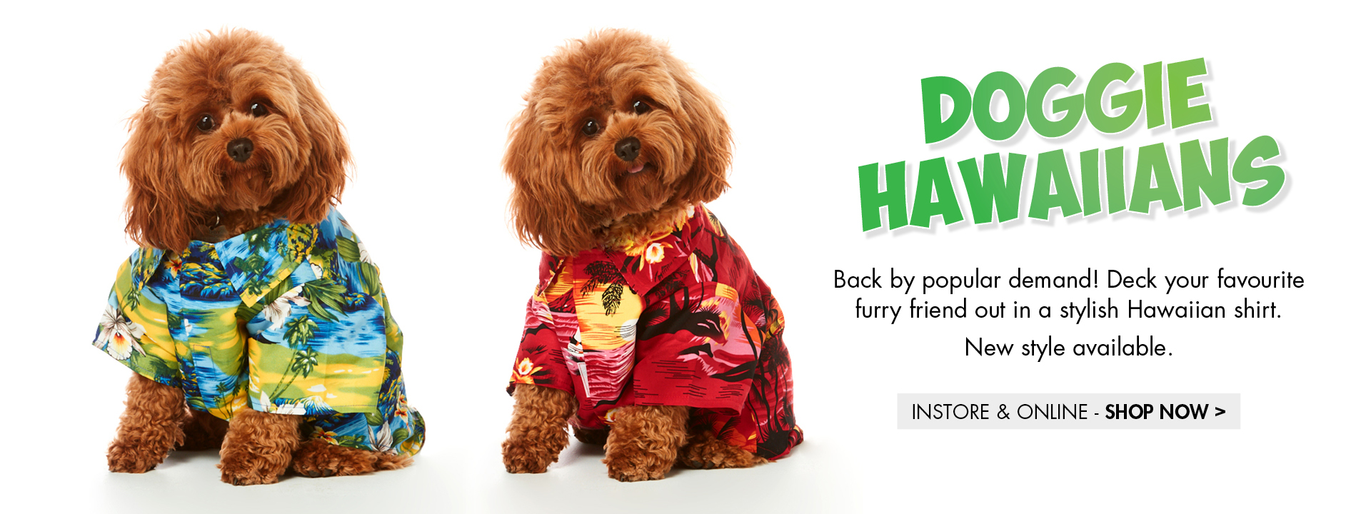 Doggy Hawaiians
